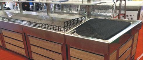 湖北超市货架生鲜设备果蔬系列