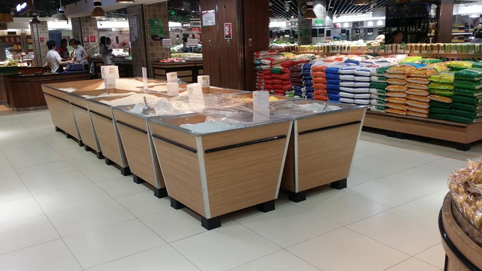 粮食和杂粮柜